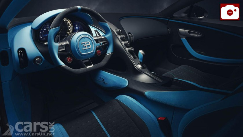 Bugatti Divo Revealed Twice The Price Of A Chiron So You