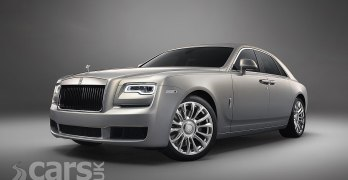 Rolls-Royce Silver Ghost Collection Limited Edition pays homage to the original Silver Ghost