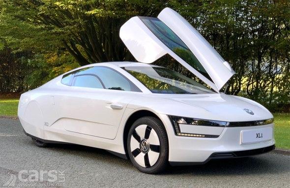 Volkswagen XL1 'Super' Hybrid going under the hammer