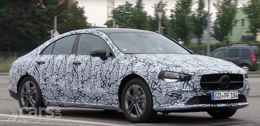 New Mercedes Cla And Cla Shooting Brake Confirmed For 2019 Debut