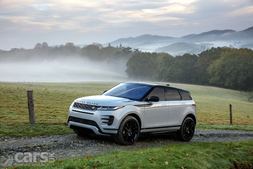 2019 Range Rover Evoque All You Need To Know About The New Evoque