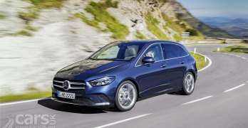 New Mercedes B-Class on sale in the UK