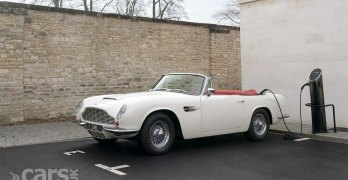 Aston Martin will turn your Classic Aston in to an ELECTRIC car