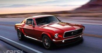 Aviar R67 electric classic Mustang