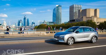 Hyundai going BIG on Hydrogen Fuel Cell vehicles