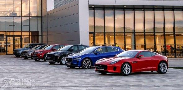 Jaguar Land Rover look set for 5,000 job LOSSES