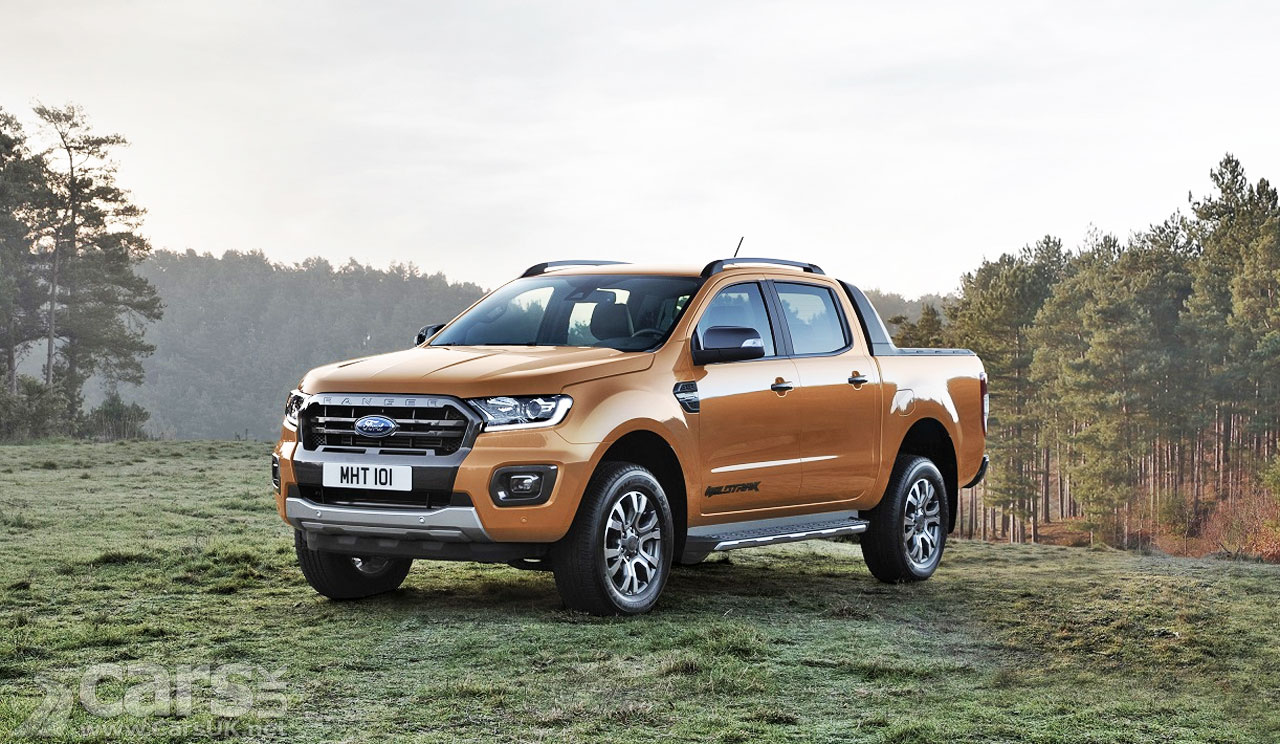 Ford Ranger Pick-up gets updated for 2019 | Cars UK