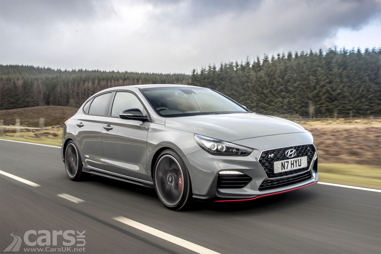hyundai i30 fastback n uk prices and specs announced cars uk. Black Bedroom Furniture Sets. Home Design Ideas
