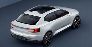 The Volvo V40 will be replaced with a high-riding Coupe Hatch - like the 40.2 Concept