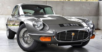 Practically perfect 1973 Jaguar E-Type Series 3 2+2