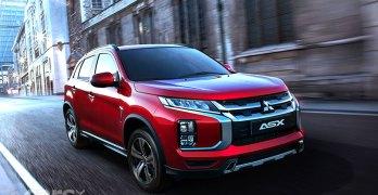Mitsubishi ASX gets a bit of a facelift