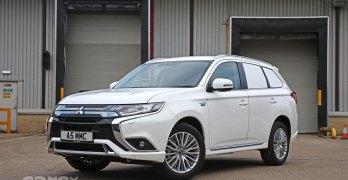 2019 Mitsubishi Outlander PHEV Commercial