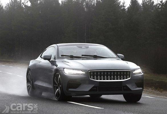Volvo seeking investor funding to drive Polestar