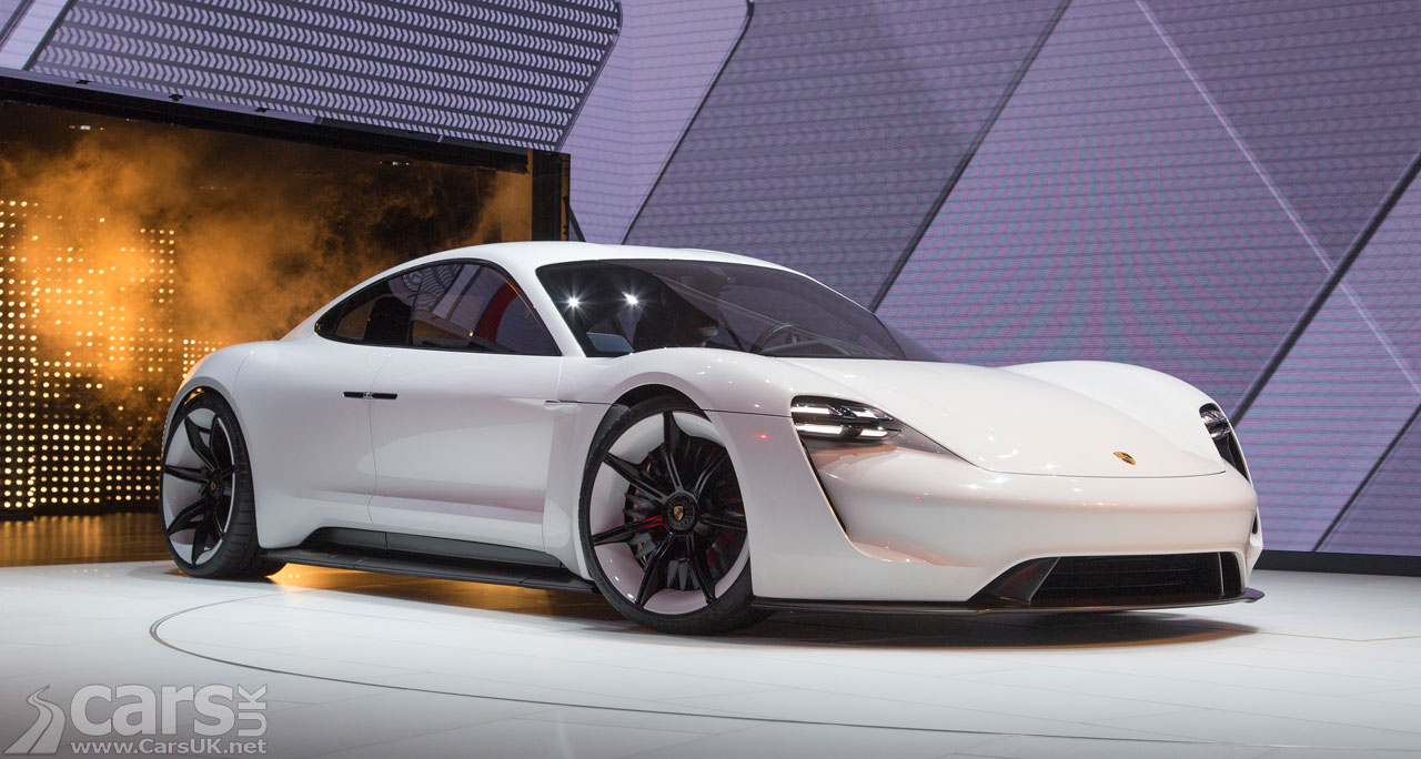 Porsche Says 20000 People Want the Electric Taycan