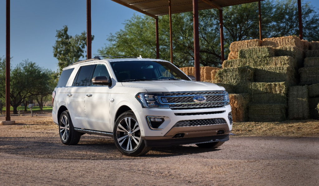 Ford Expedition Cabin Redesign