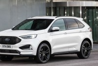 Ford Edge Wallpaper
