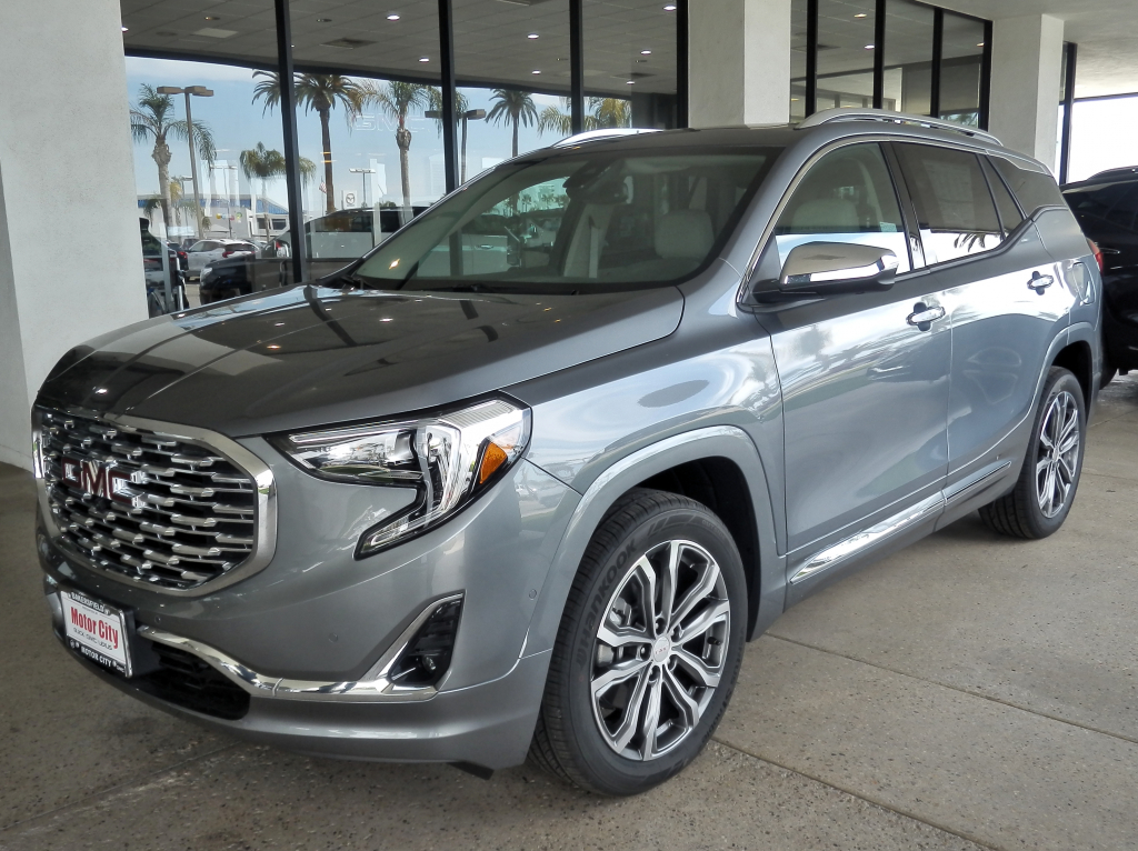 GMC Terrain Powertrain