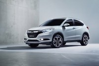 Honda HRV Spy Shots
