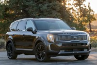 Kia Telluride Wallpaper