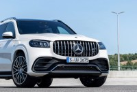 MercedesAMG GLS 63 Redesign