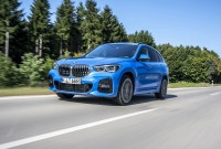 2022 BMW X1 Hybrid  Spy Shots