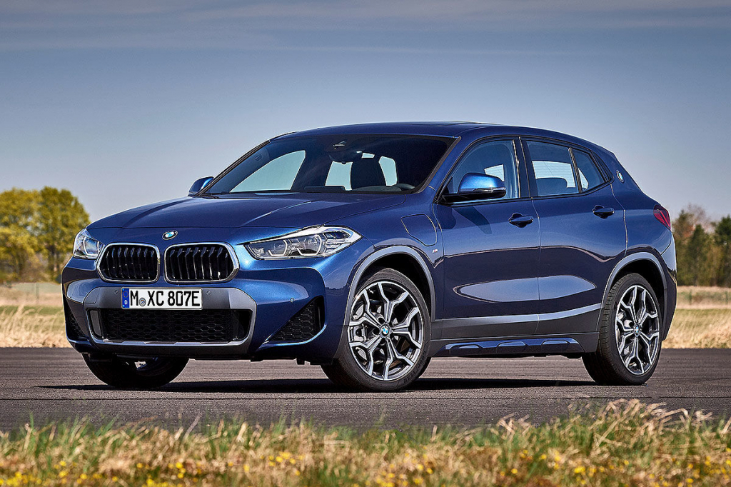 2022 BMW X2 Wallpaper