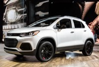 2022 Chevy Trax Pictures
