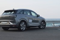 2022 Hyundai Nexo Spy Photos