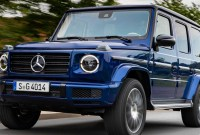 2022 Mercedes Benz G Class Powertrain