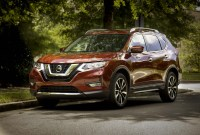 2022 Nissan Rogue Sporting Pictures