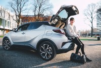 2022 Toyota CHR Electric Redesign