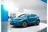2022 Toyota CHR Electric Wallpapers