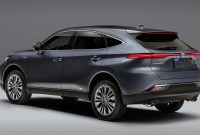2022 Toyota Venza Pictures