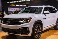 2022 VW Atlas Cross Sporting Pictures
