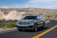 2022 VW Touareg Drops V8 Powertrain