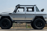 2023 Mercedes G-Wagon