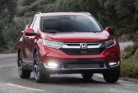 2023 Honda CRV Spy Shots