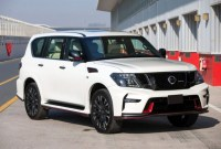 2023 Nissan Patrol Pictures