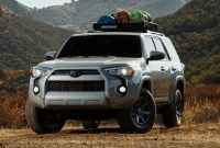 2024 Toyota 4Runner Pictures