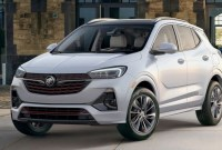 2023 Buick Encore Wallpapers