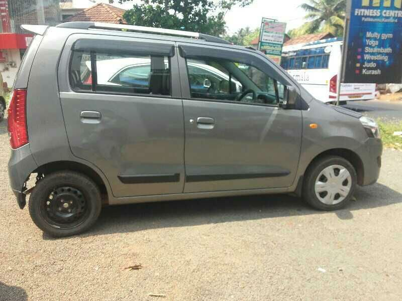 Maruti Suzuki Wagon R Used Car In North Zone Pallikunnu