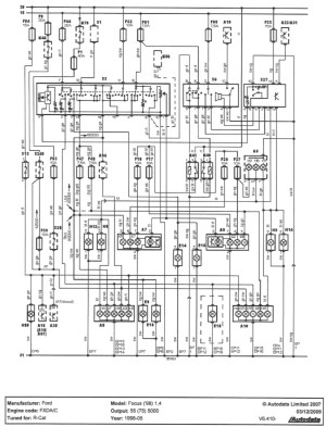 Free Ford Wiring Diagrams