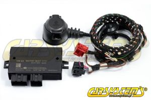 Wiring for Trailer Towing Module  1K0907383F