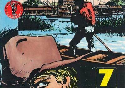"""Alamo Kid: """"Pista Pericolosa"""""""