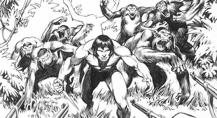 """The World of John Buscema"""