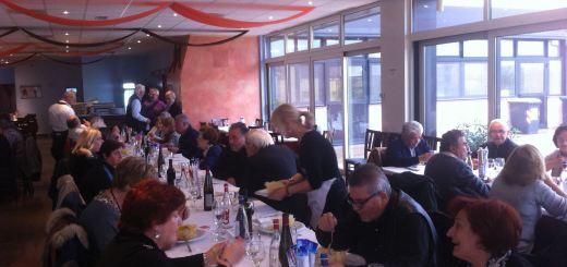 Primo pranzo sociale Ramazzini
