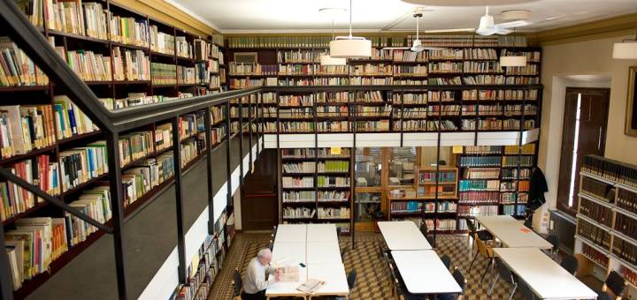 biblioteca croce persiceto