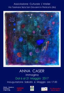 -x-L'Atelier-Invito-inaugurazione mostra di-A- Caser-Immagina-