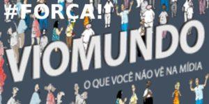 No facebook, leitores manifestam apoio ao blog e ao jornalista Luiz Carlos Azenha. Foto: Militância de Esquerda