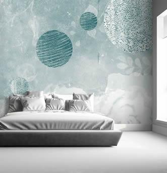 Scopriamo insieme come valorizzare al meglio la camera da letto con pareti color corallo e quali sfumature scegliere. Carta Da Parati Camera Da Letto Di Design Foto E Progetti
